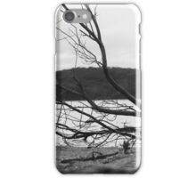 When the tide comes in iPhone Case/Skin