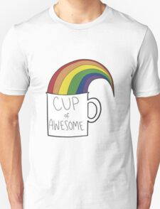 Cup of Awesome Unisex T-Shirt