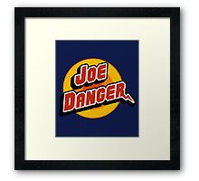 Joe Danger Hello Games Framed Print