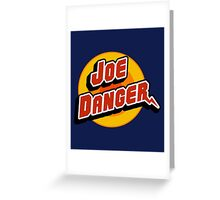 Joe Danger Hello Games Greeting Card