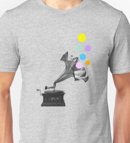 Gramoflower (gramophone) Unisex T-Shirt