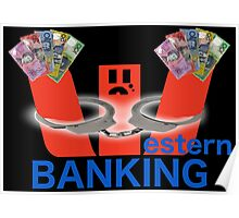 Western Banking Poster