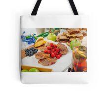 protein pancakes Tote Bag