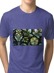 Victorian Glass Tri-blend T-Shirt