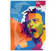 "WPAP - ""David Luiz"" Poster"