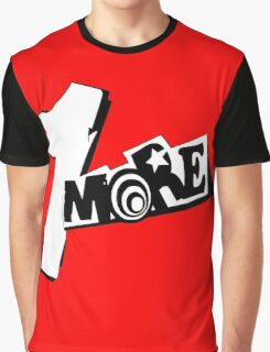 Persona 5 1 More! Graphic T-Shirt