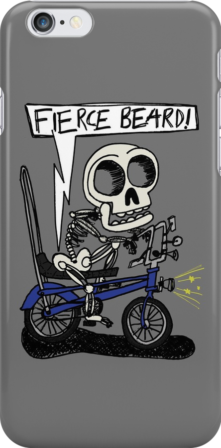 They see me rollin' by FierceBeard