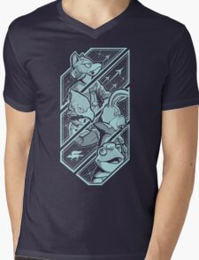 Lylatian Defenders Mens V-Neck T-Shirt
