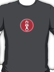 Piston Pattern  T-Shirt
