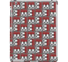 Piston Pattern  iPad Case/Skin