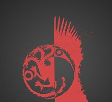 House Targaryen by Badgereen