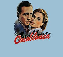 CASABLANCA HUMPHREY BOGARD INGRID BERGMAN retro classic Unisex T-Shirt