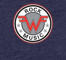 Weezer Rock Music Tri-blend T-Shirt