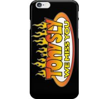 We Miss Tony Sly iPhone Case/Skin