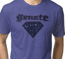 senate money Tri-blend T-Shirt