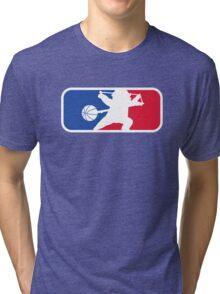 Steven Universe - Smoky (Basketball) Tri-blend T-Shirt