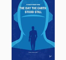 No514 My The Day the Earth Stood Still minimal movie poster Unisex T-Shirt