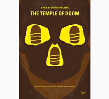 No517 My The temple of doom minimal movie poster Unisex T-Shirt