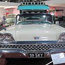 Ford Skyliner 500-1959 by gillsart