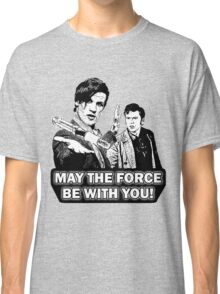 Use the Force, Doctor Jedi (Cartoon) Classic T-Shirt