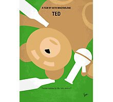 No519 My TED minimal movie poster Photographic Print