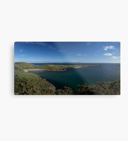 Muckross Head, Donegal, Ireland Metal Print