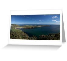 Muckross Head, Donegal, Ireland Greeting Card