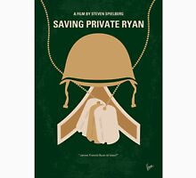 No520 My Saving Private Ryan minimal movie poster Unisex T-Shirt