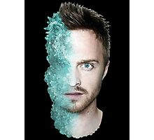 Jssse Pinkman/Meth head Photographic Print
