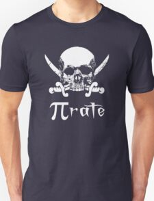 FUNNY PI RATE Unisex T-Shirt