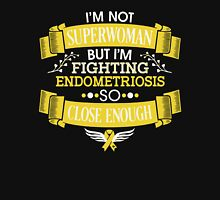 I'm Fighting Endometriosis Womens Fitted T-Shirt