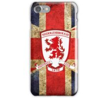 Middlesbrough Football Club iPhone Case/Skin
