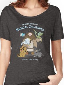 Hagrid's Home for Magical Creatures Women's Relaxed Fit T-Shirt