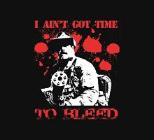 Predator I Aint Got Time To Bleed (Black) Unisex T-Shirt