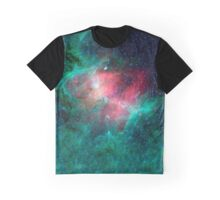 NASA space image Graphic T-Shirt