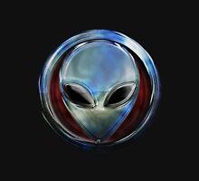 Metal Alien Head 03 T-Shirt