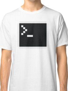Linux command prompt Classic T-Shirt