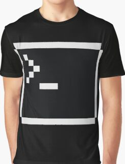 Linux command prompt Graphic T-Shirt