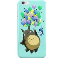 Totor iPhone Case/Skin
