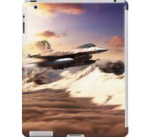 Aggressor Speed iPad Case/Skin