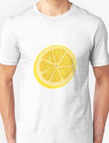 Slice of Lemon Unisex T-Shirt