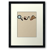 Tools of the Trade. Framed Print