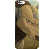 un tauros  iPhone Case/Skin