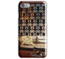221B Living Room iPhone Case/Skin