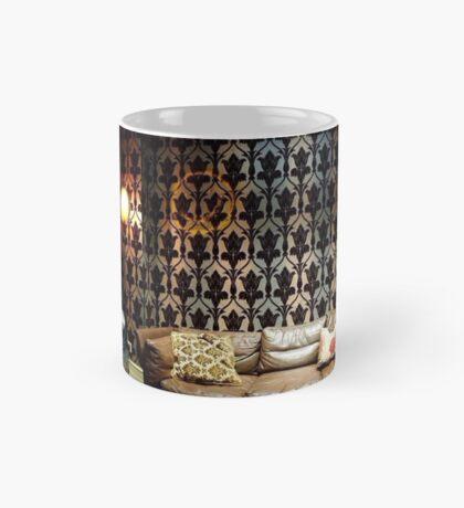 221B Living Room Mug