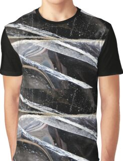 Black Ice Graphic T-Shirt