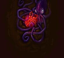 Squid Heart by mejingjard