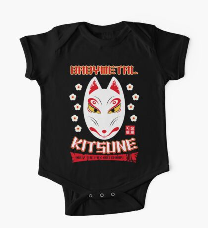 Babymetal-Kitsune (Unofficial) One Piece - Short Sleeve