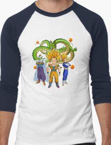 The unusual suspects Men's Baseball ¾ T-Shirt