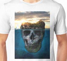 Mysterious island Unisex T-Shirt